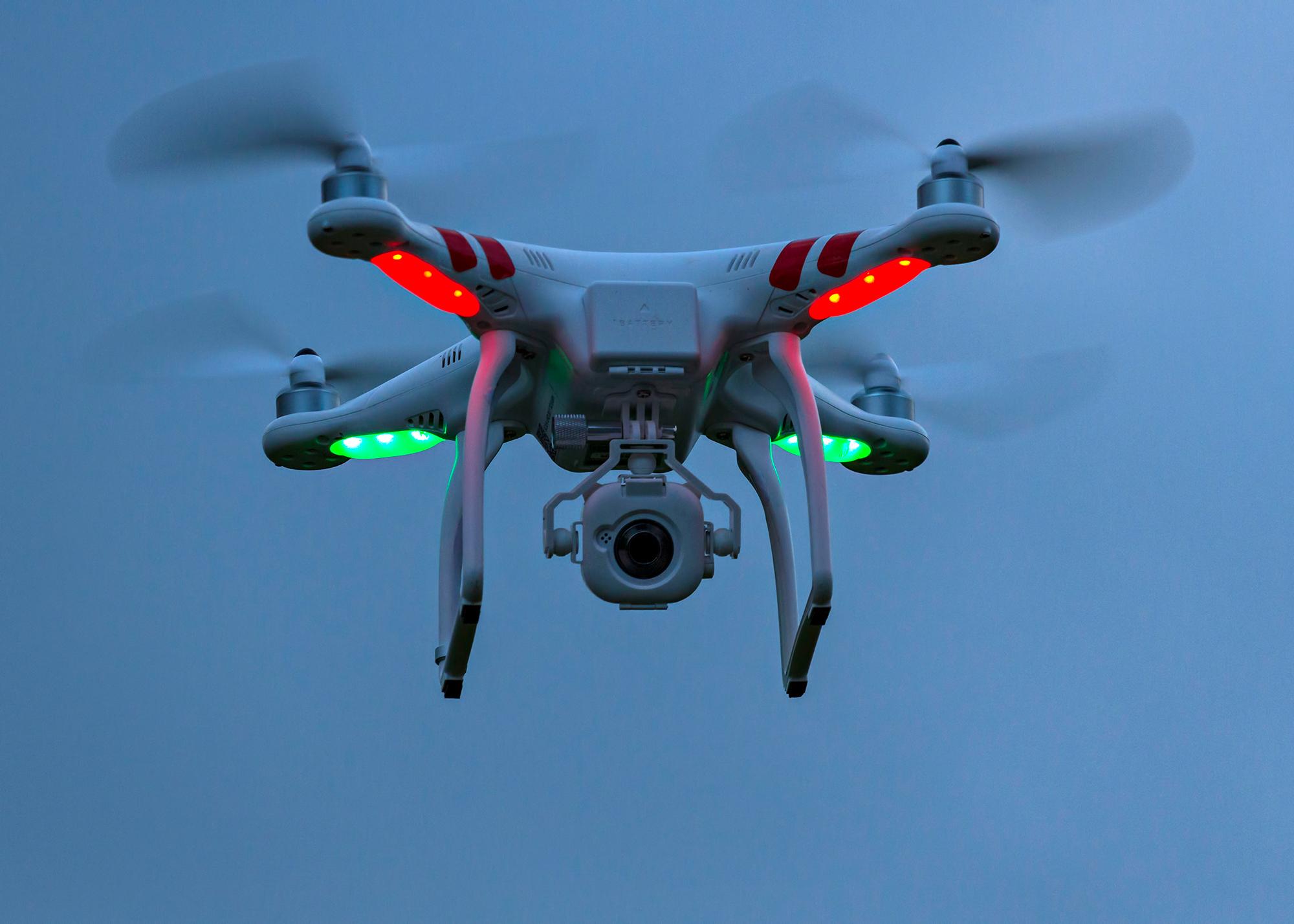 İnsansız hava aracı : DRONE