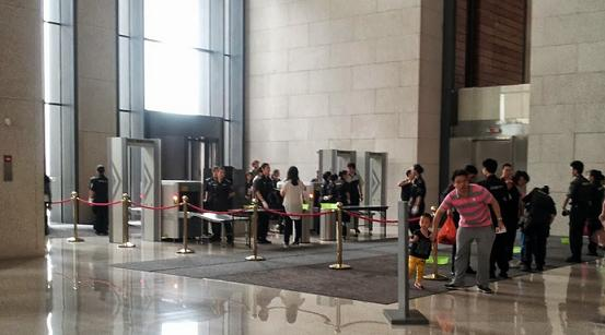 Müze güvenliği hizmetleri