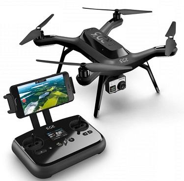 Kameralı Drone ile güvenlik
