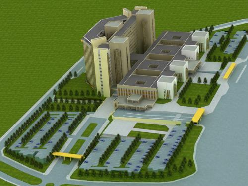 Hastane şeması
