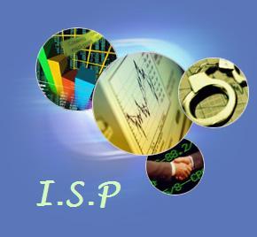 isp yazı logo