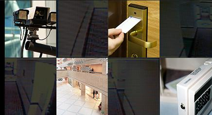 Otel kamera ve güvenlik sistemi
