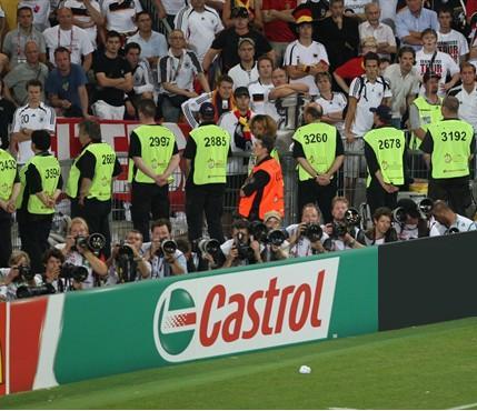 Futbol stadyumu güvenlik hizmetleri