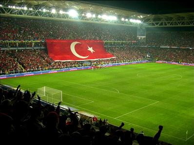 Futbol sahası güvenlik hizmetlerimiz